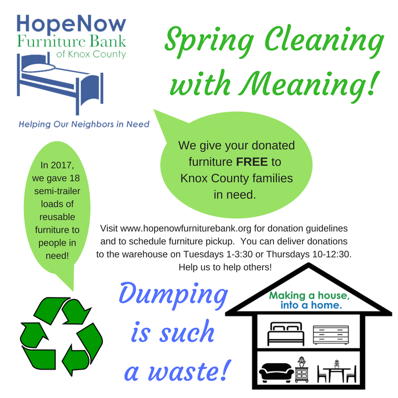 Spring Cleaningwith Meaning!