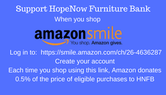 Support HopeNow Furniture Bank