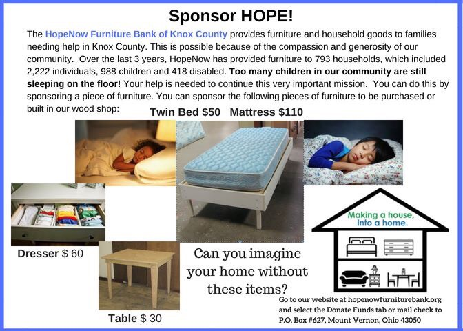 Sponsor hope